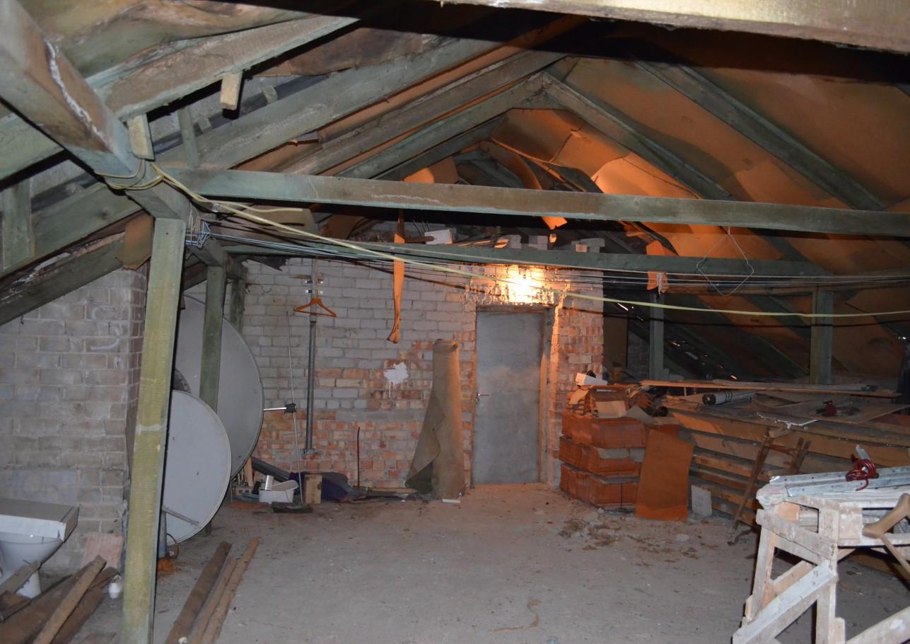 Šlaitinių stogų renovacija