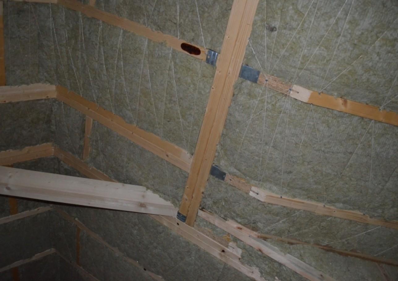 Šlaitinio stogo remontas 8